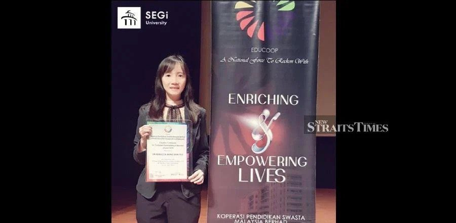 Stanford University lists Malaysia's Rebecca Wong among world's top scientists